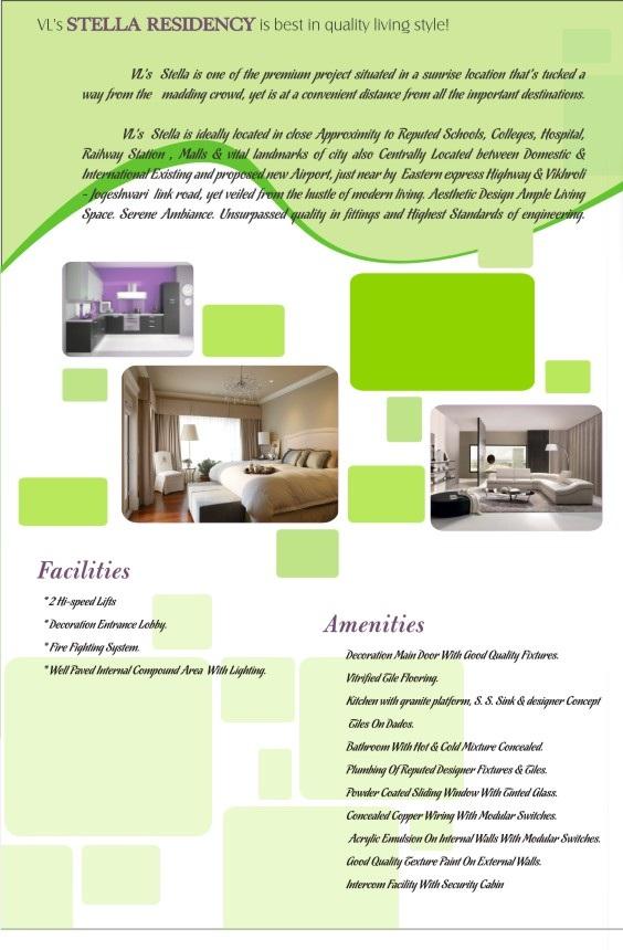 Stella Residency Brochure