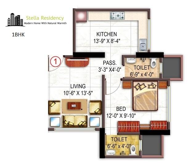 Stella Residency - Vaibhav Laxmi Developers, Kannamwar Nagar I, Vikhroli East, Mumbai, Maharashtra, India