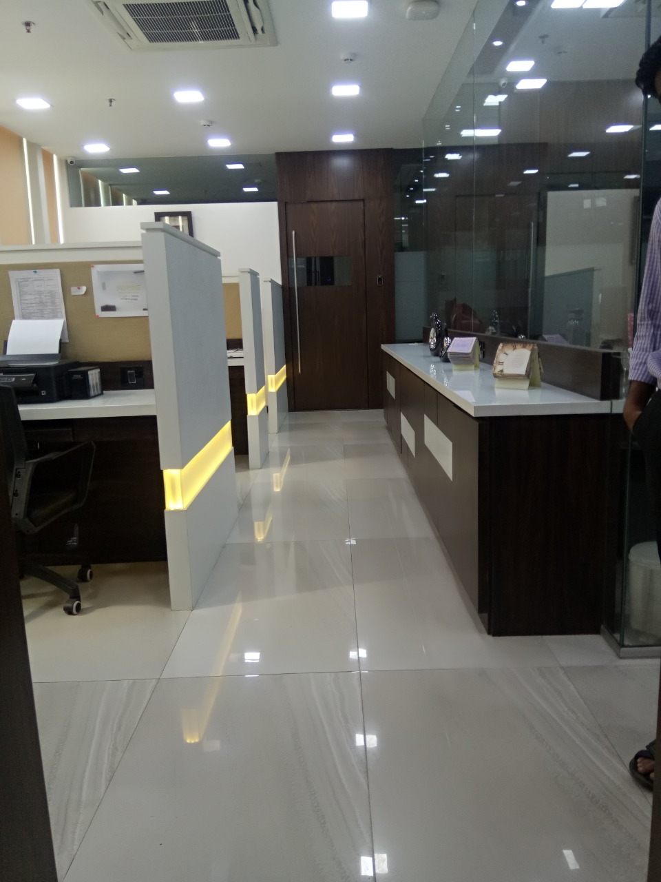 Aalind Fortuna Office Space