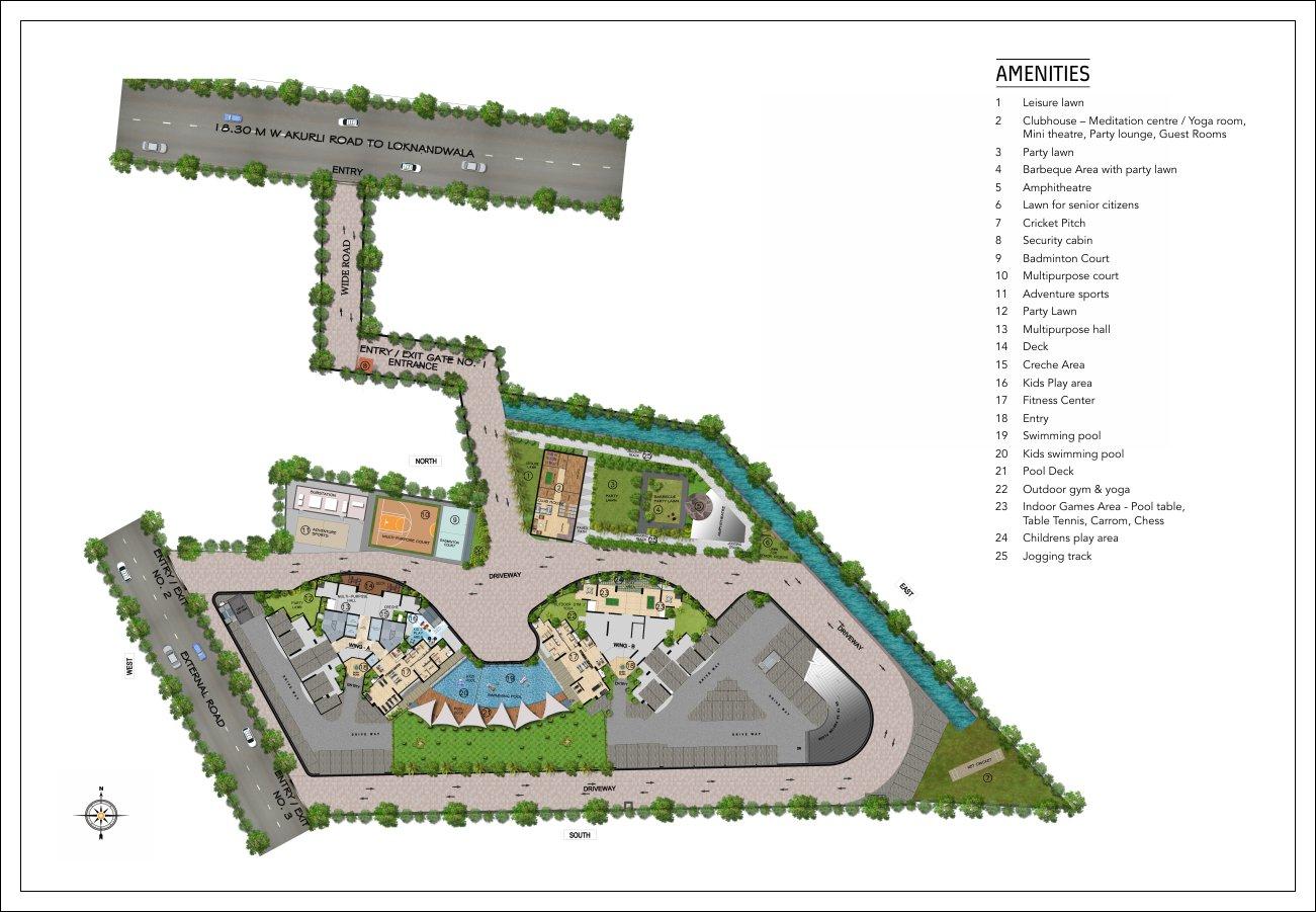 Acme Housing, Andheri East, Mumbai, Maharashtra, India