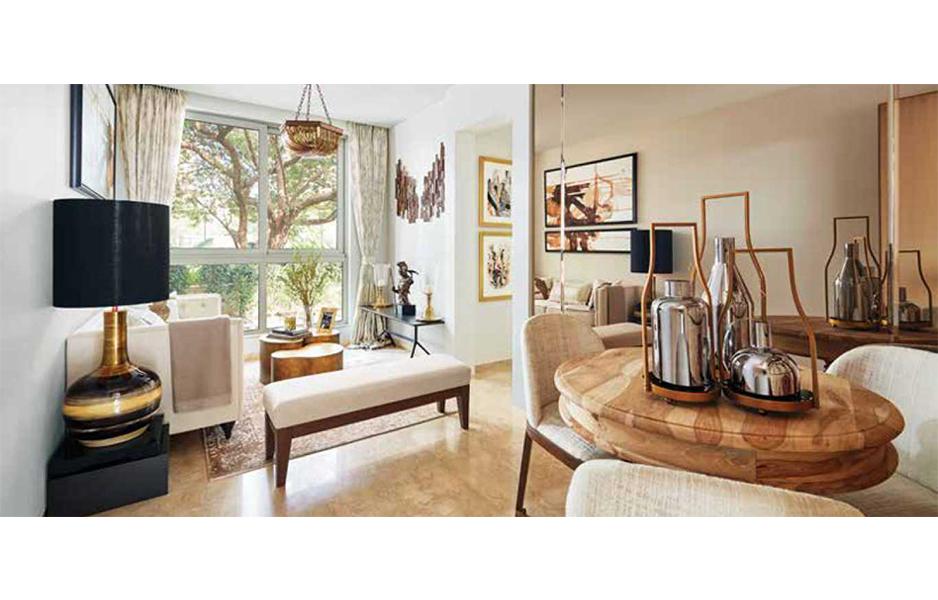 Regent Hill - Living Room
