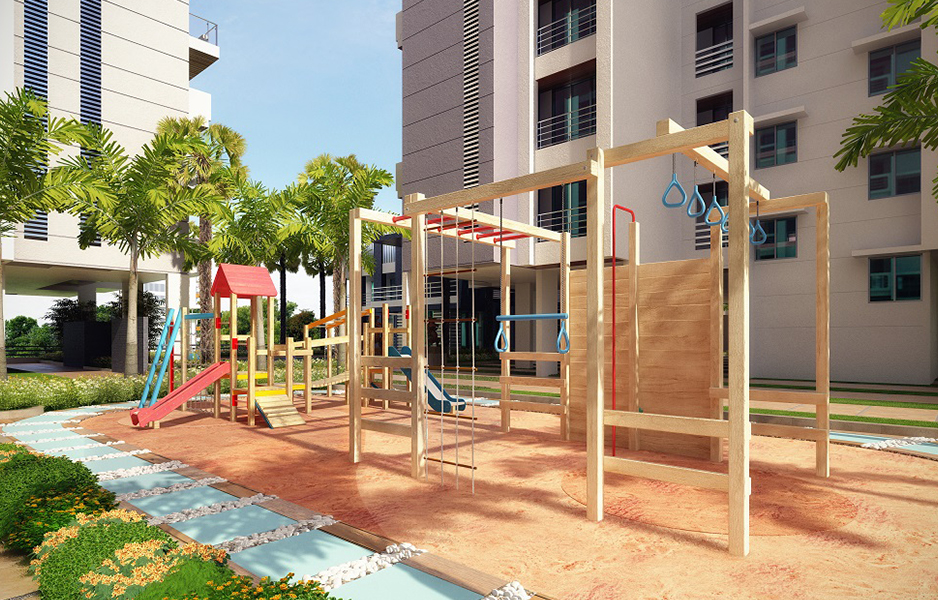 Darvesh Horizon - Play Area