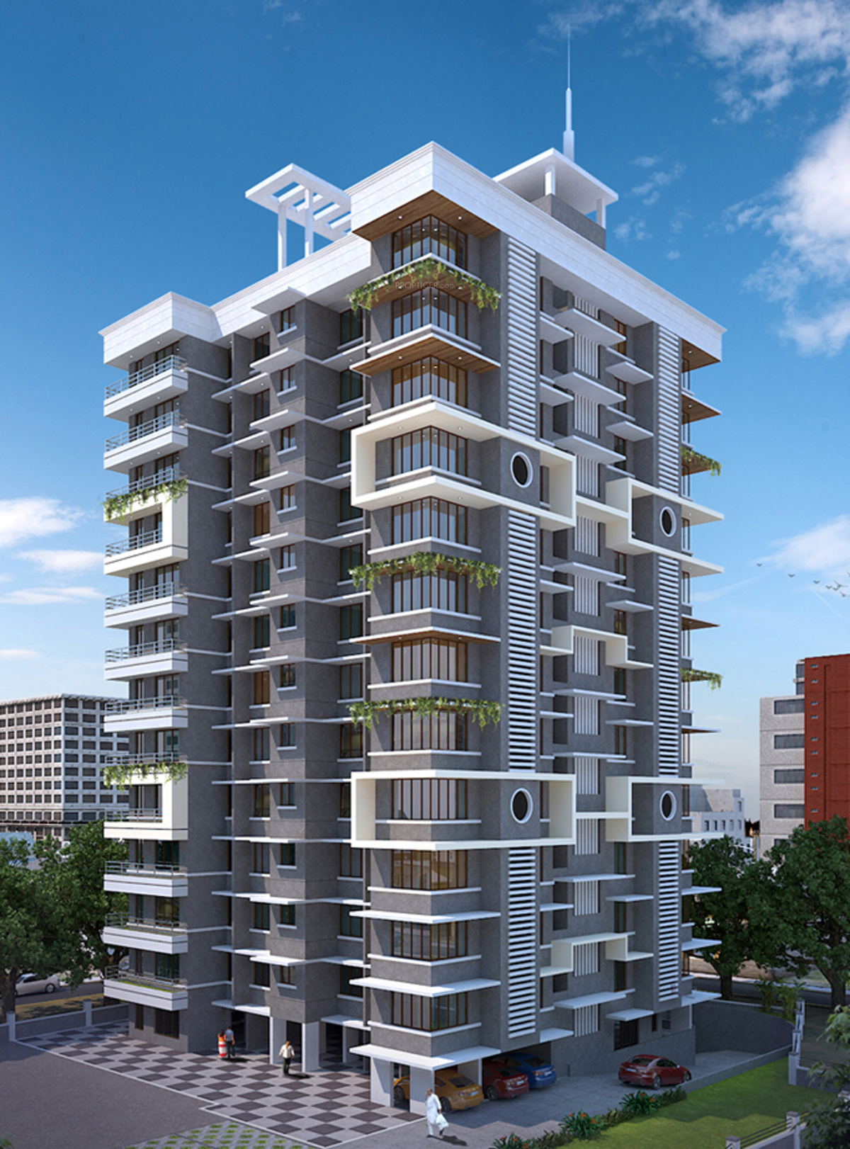 A H Heights Project In Jogeshwari East Mumbai Price