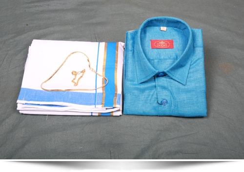 Readymade Dhoti Set