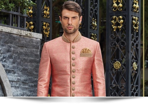 Celebrants Indowestern Suits
