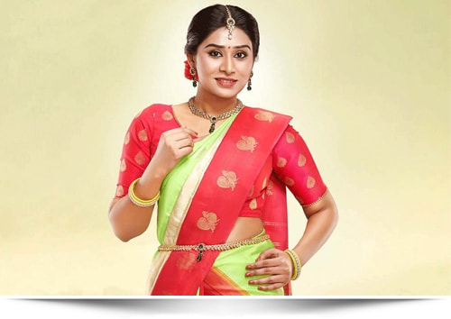Silk Saree - New Arrivals