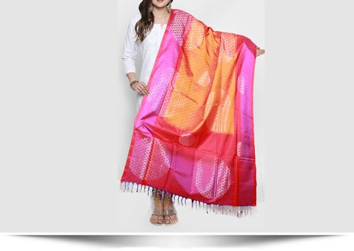 Exclusive Silk Shawls Collection