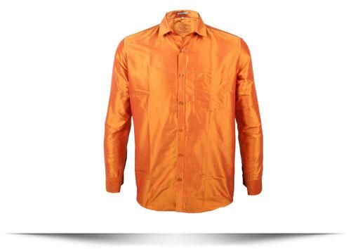 Silk Shirts / Dothi Set