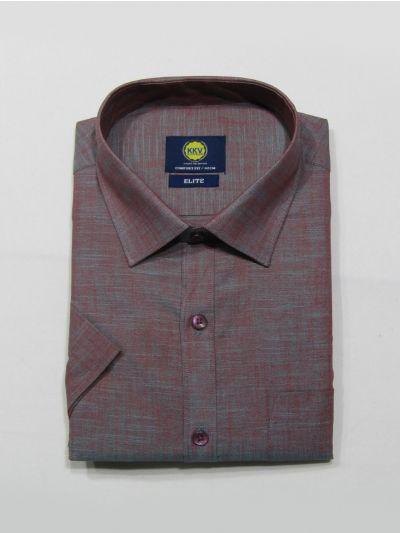 NFA3473207-KKV Men Cotton Slub Shirt