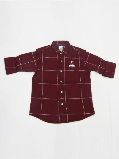 NED2859591 - Boys Cotton Shirt
