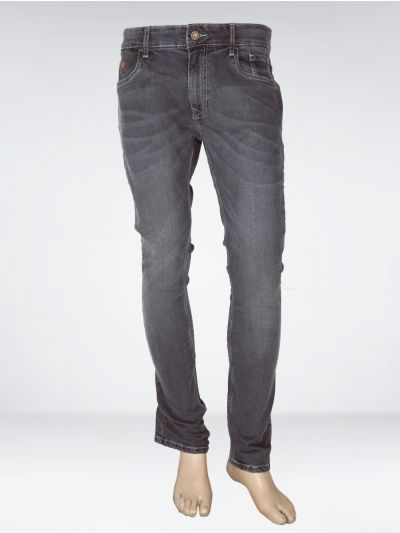 ZF Men's Denim Trousers-MGA8032958