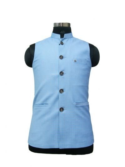 MFB2202328 - Exclusive Printed Men's Waist Coat