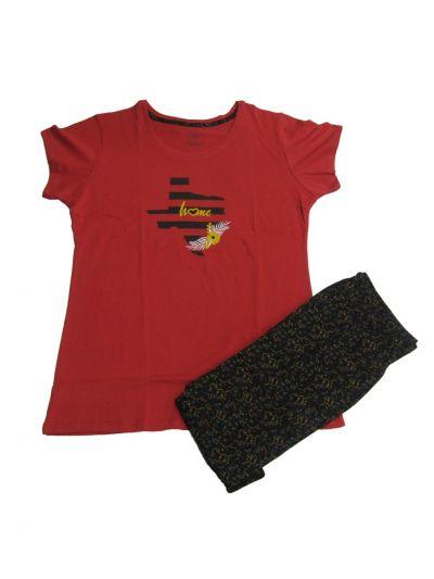NEC2455434 - Women Cotton Nightwear/Night Suit/Pyjama Set
