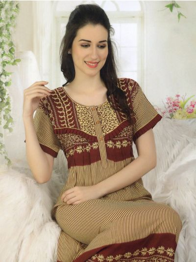 NGA7751096 - Women Cotton Nightwear