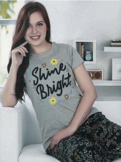 NGB0234223 -  Women Cotton Nightwear/Night Suit