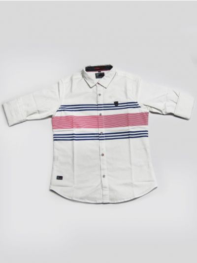 NED2859582- Boy Cotton Shirt