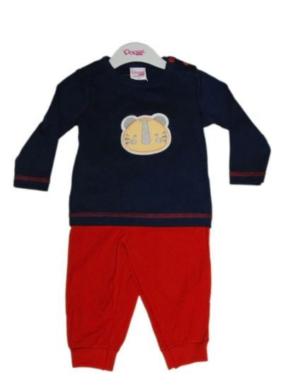 MFB5251904 - Poppes Boys Casual Wear