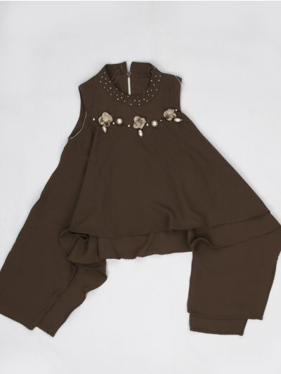 MEA4707031 - Girls Fancy Western Dress
