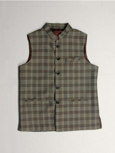MFB2202314 - Exclusive Men's Waist Coat