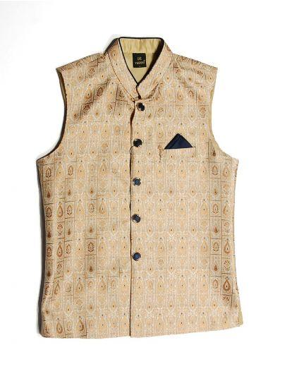 NDC1416358 - Exclusive Printed Men's Waist Coat