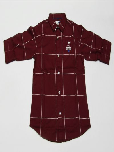 NED2859607 - Boys Cotton Shirt