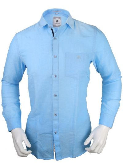 Zulus Festin Men's Formal Cotton Shirt