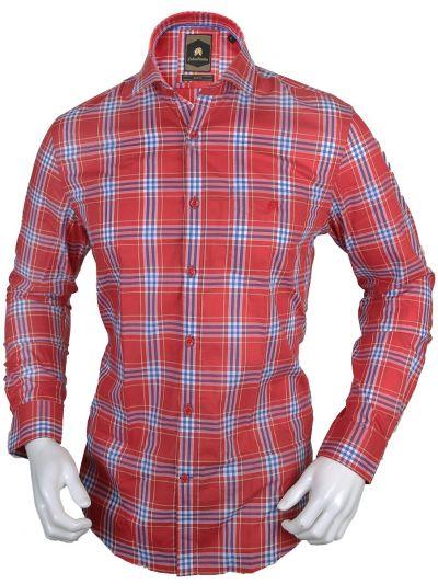 Zulus Festin Men's Formal Full Sleeve Cotton Shirt -TUPMFB2117294