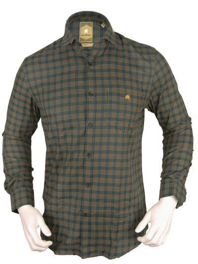 Zulus Festin Men's Formal Full Sleeve Cotton Shirt - TUPMEB2117306