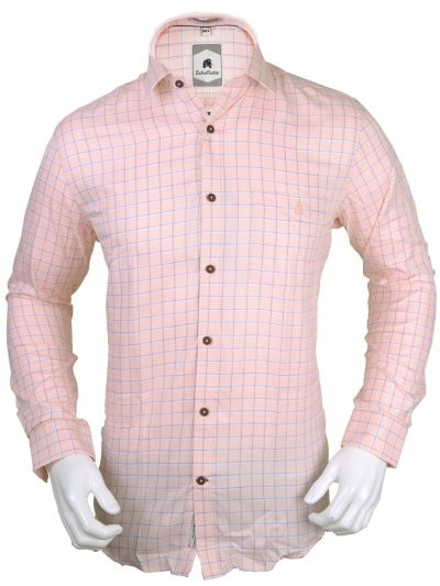 Zulus Festin Men's Formal Full Sleeve Cotton Shirt - TUP-MEC7675705