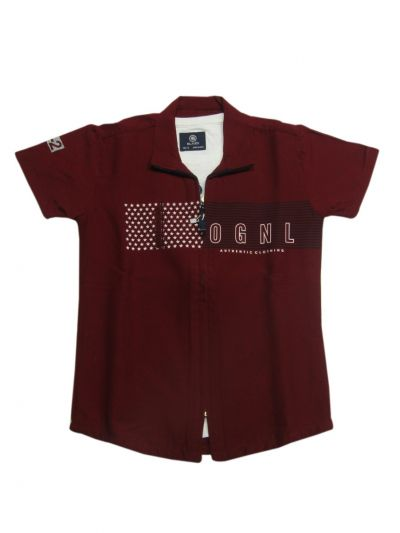 MLC1648890 - Boys Cotton Shirt