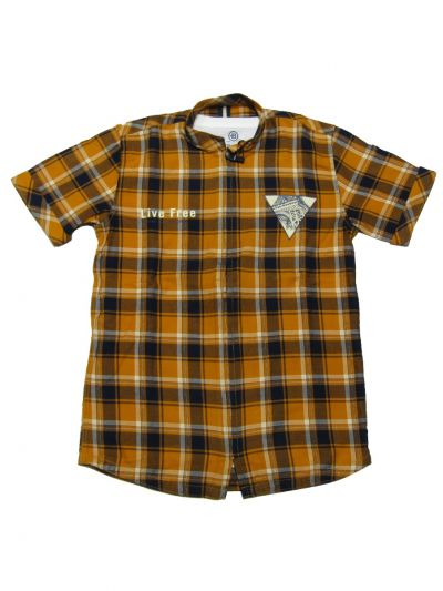 NGB0183966 - Boys Fancy Casual Shirt