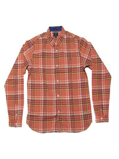 NCB0157468 - Boys Branded Casual Shirt