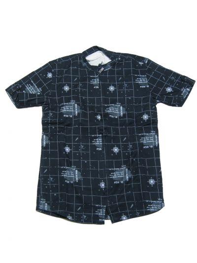 NGB0183926 - Boys Fancy Casual Shirt
