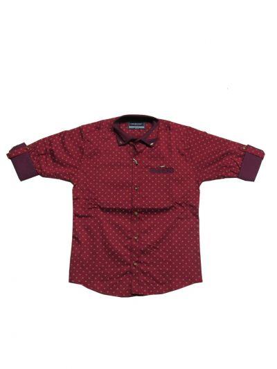 NDC1109444 - Boys Casual Printed Shirt