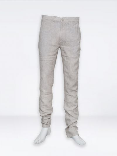 ZSF Men's Casual Cotton Trouser