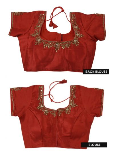 NGB8684504 - Fancy Readymade Blouse