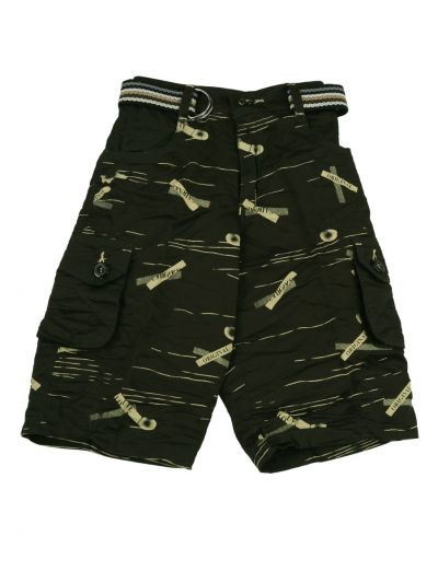 NIE8575014 - Boys Casual Half Trouser