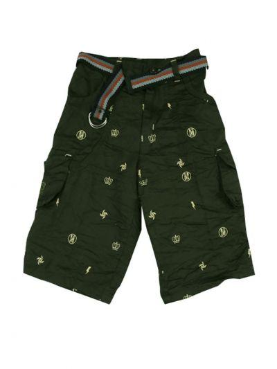 NJB0057679 - Boys Casual Half Trouser