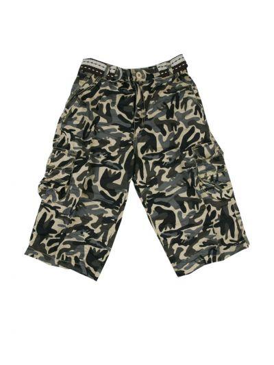 NJB0057712 - Boys Casual Half Trouser