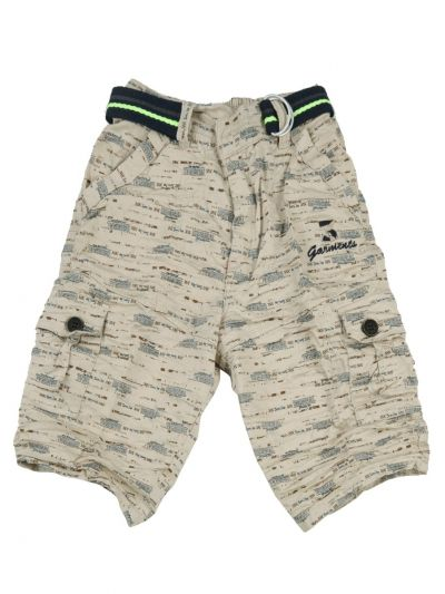 NJB0252314 - Boys Casual Half Trouser