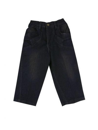 NEC2205282 - Boys Casual Half Trouser