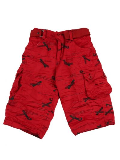 NIE8575142 - Boys Casual Half Trouser
