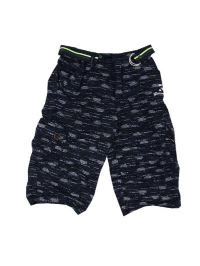 NJB0252332 - Boys Casual Half Trouser