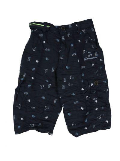 NJB0252333 - Boys Casual Half Trouser