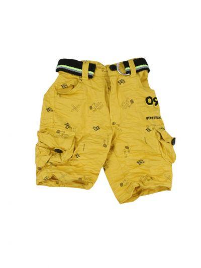 NJB0252383 - Boys Casual Half Trouser