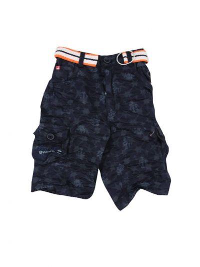 NJB0252437 - Boys Casual Half Trouser
