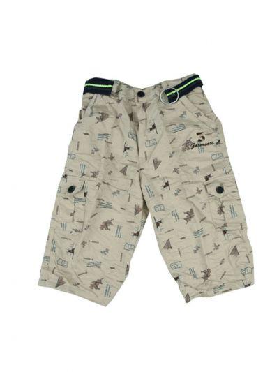 NJB0252343 - Boys Casual Half Trouser