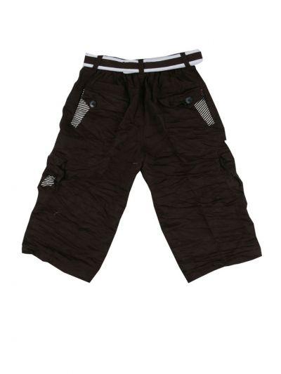 NJB0252345 - Boys Casual Half Trouser