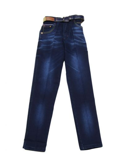 Boys Casual Denim Trouser - NJA8955679