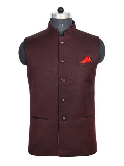 Exclusive Men's Waist Coat - NHD5244911